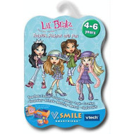 Vsmile Smartridge Cartridge Lil' Bratz Friends Fashion And Fun For - EE707612