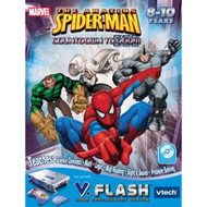 Vflash Smartdisc: Spider-Man For Vtech - EE707616