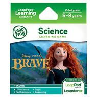 Leapfrog Disney Pixar Brave Learning Game Works With LeapPad Tablets - EE707633