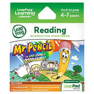 Leapfrog LeapPad Ultra Ebook Mr Pencil Works With All LeapPad Tablets - EE707635
