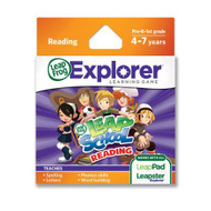 Leapfrog Leapschool Reading Learning Game Works With LeapPad Tablets - EE707634