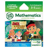 Leapfrog Disney Jake And The Never Land Pirates Learning Game For Leap - EE707642