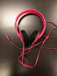 Skullcandy Unisex Uprock Mic'd Pink/black/black Earphones Headphones - EE707691