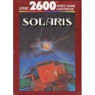 Solaris For Atari Vintage - EE707785