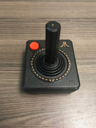 Atari 2600 Flashback 4 Wireless Controller Vintage For Atari Black - EE707792