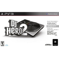 DJ Hero 2 Turntable Bundle For PlayStation 3 PS3 BGQ192 - EE707805