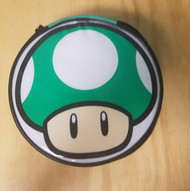 Green Mushroom 1UP Amiibo Storage Case Pouch - EE707921