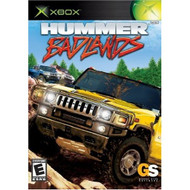 Hummer: Badlands For Xbox Original Racing With Manual and Case - EE707964