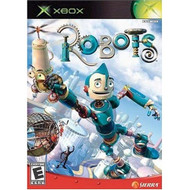 Robots Xbox For Xbox Original With Manual and Case - EE707962