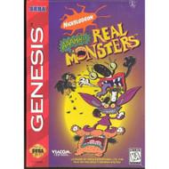 Aaahh!! Real Monsters For Sega Genesis Vintage - EE708037