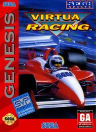 Virtua Racing For Sega Genesis Vintage - EE708039