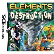Elements Of Destruction Gamma Edition For Nintendo DS DSi 3DS 2DS - EE708110
