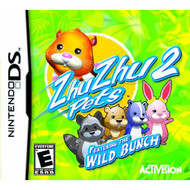 Zhu Zhu Pets 2: Wild Bunch For Nintendo DS DSi 3DS 2DS - EE708119