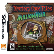 Mystery Case Files: Millionheir For Nintendo DS DSi 3DS 2DS Trivia - EE708135