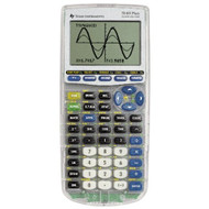 Texas Instruments TI-83-PLUS Silver Edition Calculator Handheld - EE708200