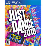 Just Dance 2016 For PlayStation 4 PS4 Music - EE708238