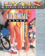 California Games For Atari Lynx - EE708263