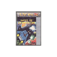 Gates Of Zendocon Game For Atari Lynx - EE708264