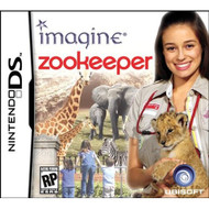 Imagine: Zookeeper For Nintendo DS DSi 3DS 2DS - EE708280