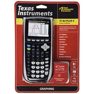 Texas Instruments TI-84 Plus C Silver Edition Graphing Calculator - EE708315