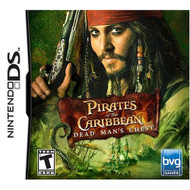Pirates Of The Caribbean Dead Man's Chest For Nintendo DS DSi 3DS 2DS - EE708388