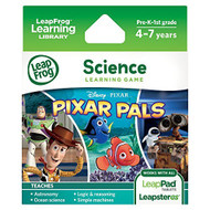 Leapfrog Pixar Pals Learning Game For LeapPad Platinum LeapPad Ultra - EE708396