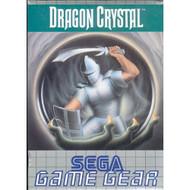Dragon Crystal For Sega Game Gear Vintage - EE708494