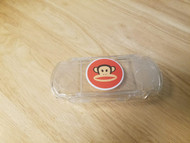 Clear Case With Sock Monkey Decal For PSP UMD Protective ISS414 - EE708517