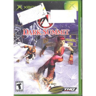 Dark Summit For Xbox Original With Manual and Case - EE708530