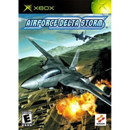 Air Force Delta Storm For Xbox Original Flight With Manual and Case - EE708540