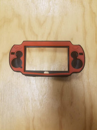 Multi-Color Red Black Protective Shell Skin WLV065 For Ps Vita - EE708659