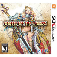Code Of Princess Nintendo For 3DS With Manual and Case - EE708721