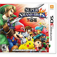 Super Smash Bros Nintendo For 3DS Fighting With Manual And Case - EE708725
