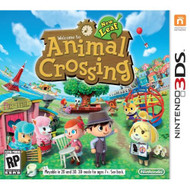 Animal Crossing: New Leaf For 3DS With Manual And Case - EE708730