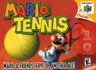 Mario Tennis For N64 Nintendo - EE708809