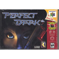 Perfect Dark For N64 Nintendo Shooter - EE708806