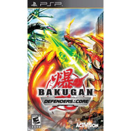 Bakugan Battle Brawlers: Defenders Of The Core Sony For PSP UMD - EE708823