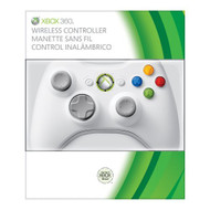 Special Edition White Wireless Controller For Xbox 360 Gamepad - EE708839