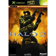 Halo 2 For Xbox Original Shooter With Manual and Case - EE708841
