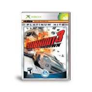 Burnout 3 Takedown Xbox For Xbox Original Flight With Manual and Case - EE708845
