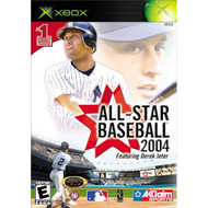 All-Star Baseball 2004 For Xbox Original - EE708869