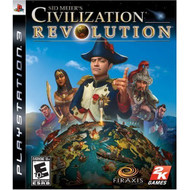 Sid Meier's Civilization Revolution For PlayStation 3 PS3 Strategy - EE708892