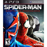 Spider-Man: Shattered Dimensions For PlayStation 3 PS3 - EE708929