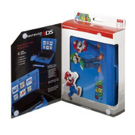 Hard Case For DS Mario For 3DS Blue Game - EE708998