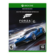 Forza Motorsport 6 For Xbox One Racing - EE709065