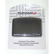 "TomTom 4.3"" And 5.0"" Universal GPS System Carry Case Black - EE709124"
