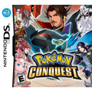 Pokemon Conquest For Nintendo DS DSi 3DS 2DS Strategy - EE709125