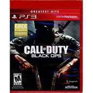 Call Of Duty: Black Ops With First Strike Content Pack PlayStation 3 - ZZ709166