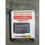 Rechargeable 3.7V Li-Ion Battery Pack For Nintendo DS Lite - ZZ709170