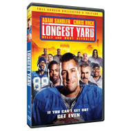 The Longest Yard Full Screen Edition On DVD With Adam Sandler - EE709205